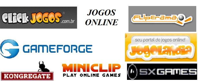 Jogos Online     Os Mels Sites Para Sua Divers  O
