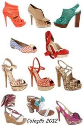 Sapatos Coleção 2012