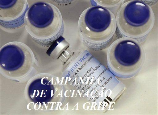Vacinas contra a gripe