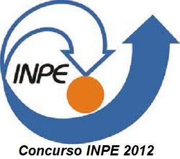 Concurso INPE