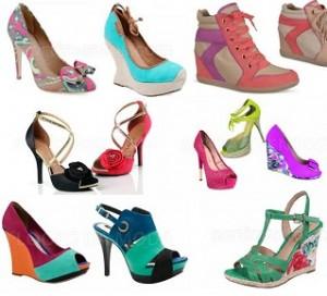 Calçados Feminino 2013
