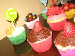 Cupcakes em Festas