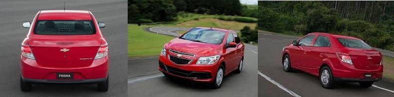 Chevrolet - Novo Prisma 2014