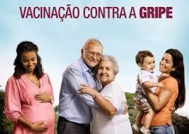 Grupo das Pessoas à Receber a Vacinação Contra Gripe