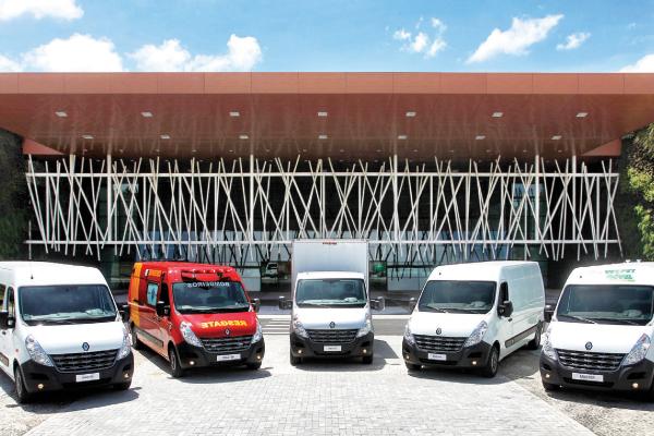 Renault Master - Várias Versões