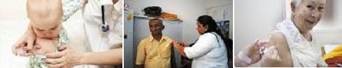 Vacinação Contra Gripe 2013