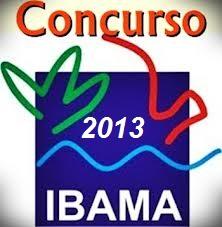 Concurso Publico IBAMA 2013