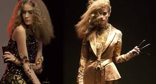 Tendência da Moda Inverno 2013 - Estilo Medieval