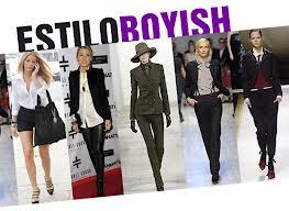 Tendência da Moda para Inverno 2013 - Estilo Boyish