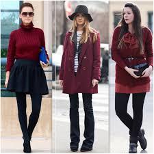 Tendência da Moda para Inverno 2013 - Cores Fortes