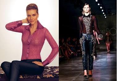 Tendência da Moda para Inverno 2013 - Fetiche