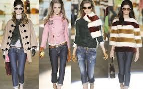 Tendencia da Moda para Inverno 2013